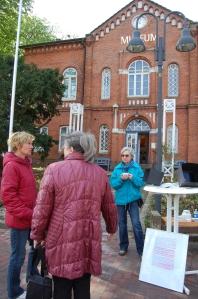 Kooperation nit dem Stadtmuseum Pinneberg